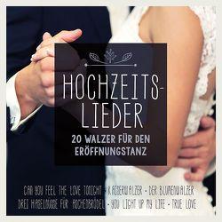 Hochzeitslieder – 20 Walzer für den Eröffnungstanz von Band4Dancers