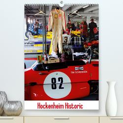Hockenheim Historic (Premium, hochwertiger DIN A2 Wandkalender 2020, Kunstdruck in Hochglanz) von Reiss,  Michael