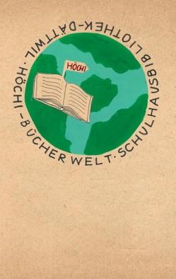Höchigeschichten von Höchi,  Schulhaus