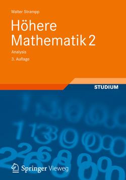 Höhere Mathematik 2 von Strampp,  Walter