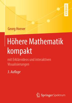 Höhere Mathematik kompakt von Hoever,  Georg