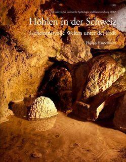 Höhlen in der Schweiz von Häuselmann,  Philipp