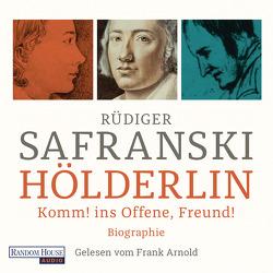 Hölderlin von Arnold,  Frank, Safranski,  Rüdiger