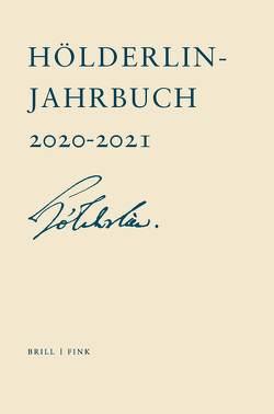 Hölderlin-Jahrbuch von Christen,  Felix, Voehler,  Martin