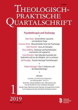 Psychotherapie und Seelsorge von Die Professoren und Professorinnen der Fakultät für Theologie der Kath. Privat-Universität Linz