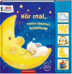 Hör mal, meine schönsten Schlaflieder von Bieber,  Hartmut, Göthel,  Thomas