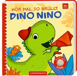 Hör mal, so brüllt Dino Nino von Terweh,  Christian