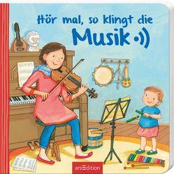 Hör mal, so klingt die Musik von Böhm,  Anne, Kohl,  Martina