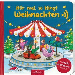 Hör mal, so klingt Weihnachten von Böhm,  Anne, Görtler,  Carolin