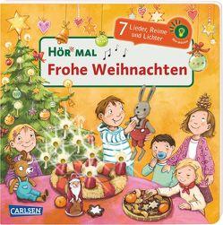Hör mal (Soundbuch): Frohe Weihnachten von Henze,  Dagmar