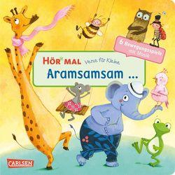 Hör mal: Verse für Kleine: Aramsamsam von Diverse, Henze,  Dagmar