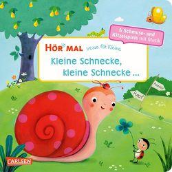 Hör mal: Verse für Kleine: Kleine Schnecke, kleine Schnecke … von Diverse, Rachner,  Marina