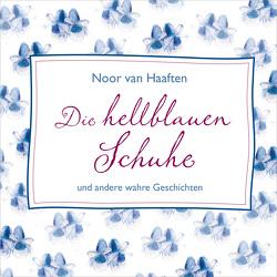 Hörbuch: Die hellblauen Schuhe von van Haaften,  Noor