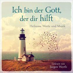 Hörbuch: Ich bin der Gott, der dir hilft von Meyer,  Toby, Schier,  Tobias, Schuffenhauer,  Tobias, Werth,  Jürgen