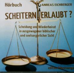 """Hörbuch """"Scheitern erlaubt?"""" von Eichberger,  Andreas"""