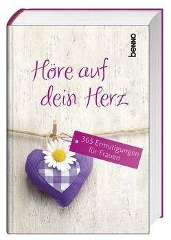 Kalender »Höre auf dein Herz« von Dlugos,  Ingrid