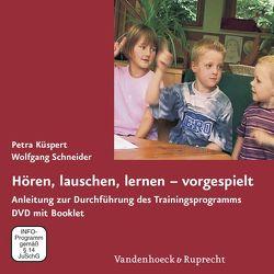 Hören, lauschen, lernen – vorgespielt von Küspert,  Petra, Ramaswamy,  M. Krischke, Schneider,  Wolfgang