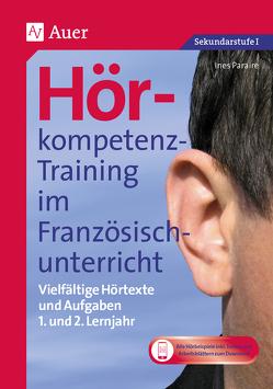 Hörkompetenz-Training im Französischunterricht 1-2 von Paraire,  Ines