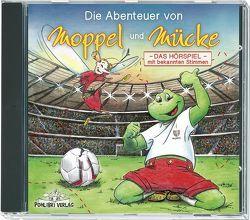 Hörspiel: Best of Moppel und Mücke von Ledder,  Katja, Pohl,  Christine