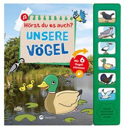Hörst du es auch? Unsere Vögel von Brüggemann,  Vera, Noa,  Sandra