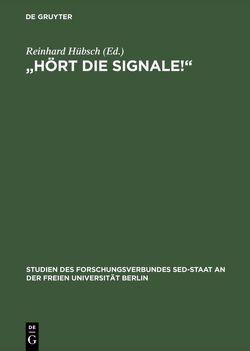 """""""Hört die Signale!"""" von Hübsch,  Reinhard"""