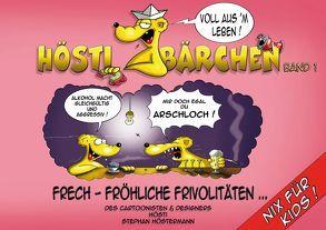 Hösti Bärchen von Höstermann,  Stephan
