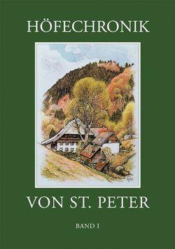 Höfechronik von St. Peter von Metzger,  Franz, Weber,  Klaus