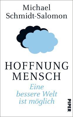 Hoffnung Mensch von Schmidt-Salomon,  Michael