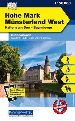Hohe Mark, Münsterland West, Haltern am See-Baumberge