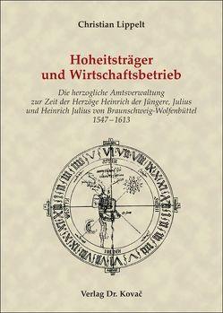 Hoheitsträger und Wirtschaftsbetrieb von Lippelt,  Christian