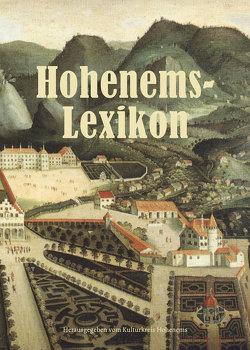 Hohenems-Lexikon von Kulturkreis Hohenems (Hg.)