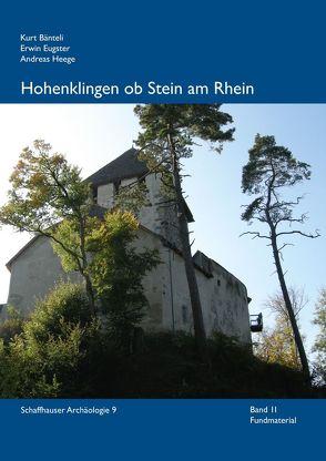 Hohenklingen ob Stein am Rhein von Heege,  Andreas, Rehazek,  André