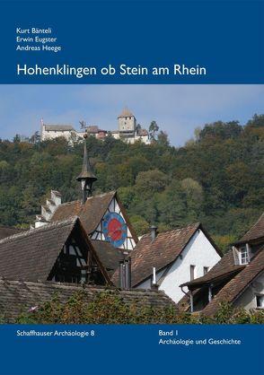 Hohenklingen ob Stein am Rhein von Bänteli,  Kurt, Eugster,  Erwin