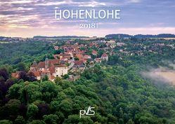 Hohenlohe 2018 von Bauer,  Roland, Hackmann,  Jens, Hartbrich,  Rolf, Hörner,  Olga, Scholz,  Andreas