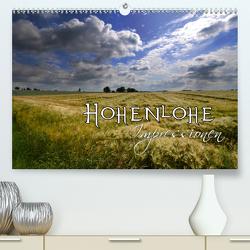Hohenlohe Impressionen (Premium, hochwertiger DIN A2 Wandkalender 2021, Kunstdruck in Hochglanz) von Mathias,  Simone