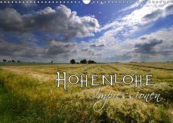 Hohenlohe Impressionen (Wandkalender 2018 DIN A3 quer) von Mathias,  Simone