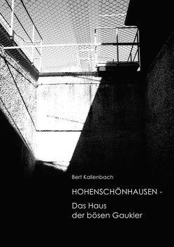 HOHENSCHÖNHAUSEN – Das Haus der bösen Gaukler von Kallenbach,  Bert