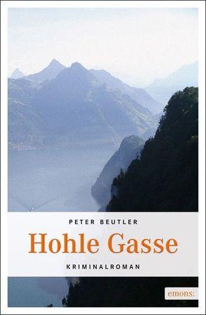 Hohle Gasse von Beutler,  Peter