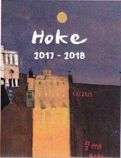 Hoke 2017-2018 von Magnet,  Wilfried