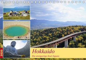 Hokkaido – Die einzigartige Insel Japans (Tischkalender 2020 DIN A5 quer) von Nogal,  Piotr