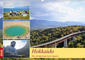 Hokkaido – Die einzigartige Insel Japans (Wandkalender 2020 DIN A2 quer) von Nogal,  Piotr