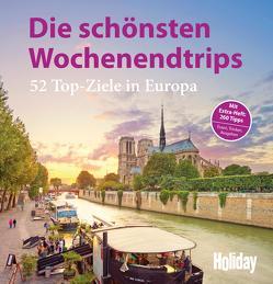 HOLIDAY Reisebuch: Die schönsten Wochenendtrips von Pierrot,  Peer