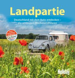 HOLIDAY Reisebuch: Landpartie von Siefert,  Heidi