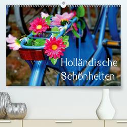 Holländische Schönheiten (Premium, hochwertiger DIN A2 Wandkalender 2020, Kunstdruck in Hochglanz) von Krone,  Elke