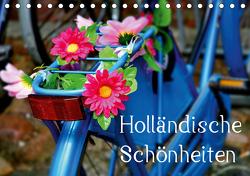 Holländische Schönheiten (Tischkalender 2021 DIN A5 quer) von Krone,  Elke