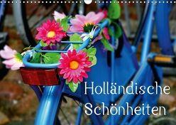 Holländische Schönheiten (Wandkalender 2018 DIN A3 quer) von Krone,  Elke
