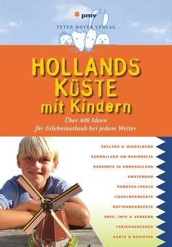 Hollands Küste mit Kindern von Diepstraten,  Monika