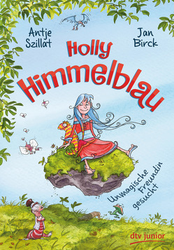 Holly Himmelblau – Unmagische Freundin gesucht von Birck,  Jan, Szillat,  Antje