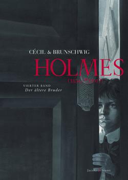 Holmes (1854 / † 1891?) VIERTER BAND von Brunschwig,  Luc, Cécil