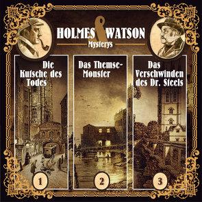 Holmes & Watson Mysterys Edition 1